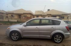 Pontiac Vibe 2005 Silver for sale