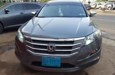 Honda Accord CrossTour 2010 Gray for sale