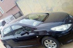 Peugeot 308 2008 Black for sale