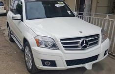 Tokunbo Mercedes-benz GLK 350 2012 White for sale