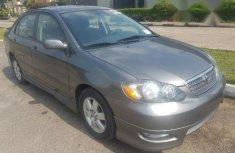 Clean Toyota Corolla Sport 2004 Gray for sale
