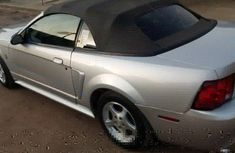 Tokunbo Ford Mustang Convertible 2003 Silver for sale