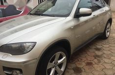 Bmw X6 2011 Silver for sale