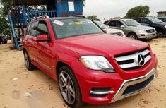 Mercedes-Benz Glk 350 2013 'Red for sale