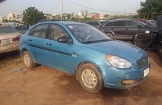Hyundai Accent 2009 Blue for sale
