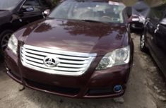 Toyota Avalon 2008 Red for slae