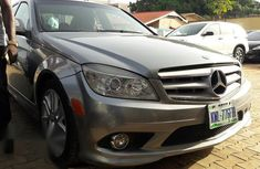 Mercedes-benz C300 4matic 2008 Gray for sale