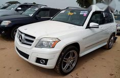 Mercrdes Benz Glk350 2010 White for sale