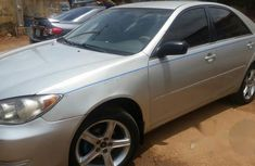 Clean Toyota Camry 2006 Silver for sale