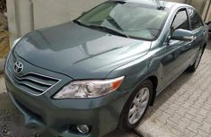 Toyota Camry 2010 Green for sale