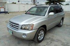 Toyota Highlander 2005 ₦1,630,000 for sale