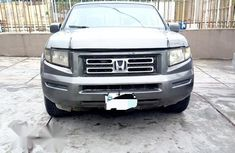 Honda Ridgeline 2007 Gray for sale