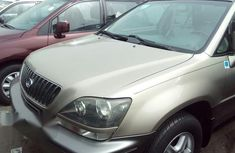 Lexus RX 300 2002 Gold for sale