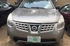Nissan Rogue 2009 Gray for sale