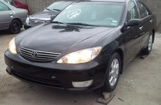Toyota Camry 2006 Petrol Automatic Black for sale