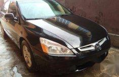 Clean Honda Accord 2004 Black for sale