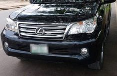 Lexus GX460 2012 Black for sale