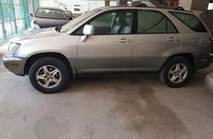 Lexus RX 300 2001 Gray for sale
