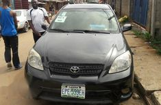 Toyota Matrix Sport 2005 Black for sale