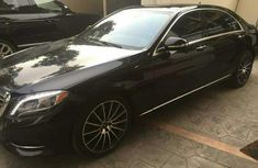 Used Mercedes Benz S550 2014 Black for sale