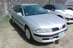 Clean Mitsubishi Carisma 2003 Silver for sale