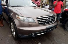 2008 Infiniti FX Automatic Petrol well maintained for sale