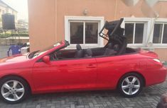 Toyota Solara 2007 Red for sale