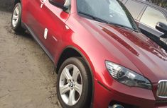 BMW X6 2013 Petrol Automatic Red for sale