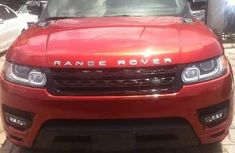 2014 Land Rover Range Rover Sport Automatic Petrol well maintained for sale