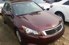 Almost brand new Honda Accord Petrol 2009 for sale