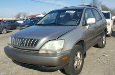 Lexus Rx300 grey 2001 model for sale