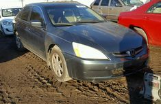 Honda Accord end of discussion 2004 model black for sale