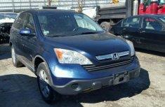 Honda CR-V 2008 model blue for sale