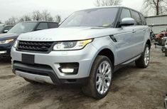 CLEAN 2012 RANGE ROVER SPORT SILVER FOR SALE