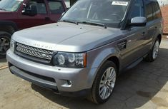 CLEAN 2012 LAND ROVER RANGE ROVER SPORT SILVER FOR SALE