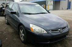 Clean 2003 Honda Accord Blue for sale