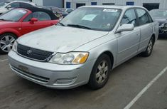 Toyota Avalon 2001 Model silver for sale