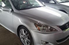 Lexus 2007 silver for sale