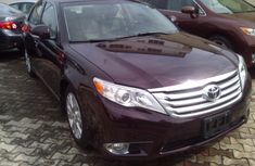 Tokunbo Toyota Avalon 2008 Red for sale