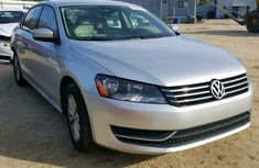 2015 VOLKSWAGEN PASSAT SILVER FOR SALE