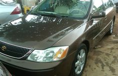 Direct Toyota Avalon 2002 Grey for sale