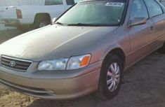 Toyota Camry 2001 Gold model for sale