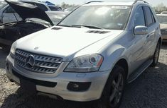 CLEAN 2010 MERCEDES BENZ ML350 WHITE FOR SALE