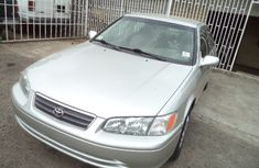 Toyota Camry 2001 silver for sale