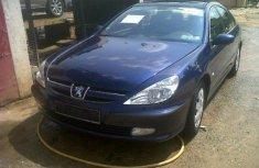 Peugeot 607 2000 Blue for sale