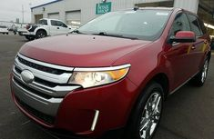 CLEAN 2010 FORD ESCAPE RED FOR SALE