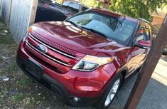 CLEAN 2010 FORD EXPLORER RED FOR SALE