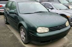 Volkswagen Golf 2003 green for sale