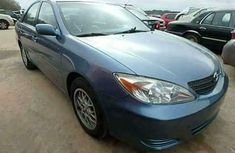 Direct tokubo Toyota Camry 2.4 2005 model blue for sale