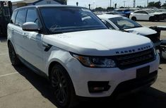 2017 Clean Range Rover  LAND sport for sale